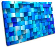 Squares Design Abstract - 13-1149(00B)-SG32-LO